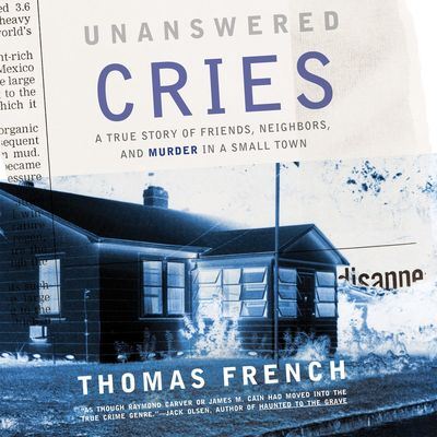 Unanswered Cries audiobook cover