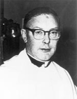 Father Patrick Ryan was murdered in an Odessa, TX motel room he'd checked into under a false name.