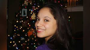 Faith Hedgepeth, an aspiring pediatrician, smiles in an undated holiday photo.