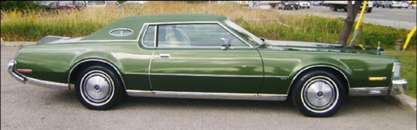 Asha may have been seen getting into a car like this one on the night of her disappearance.